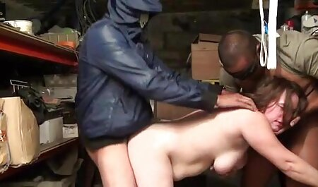 Brown-haired hot mom porn woman to a Black man, blowjob and sex.