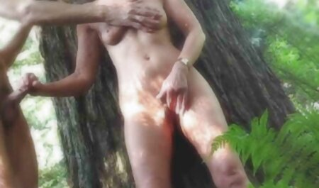 Fucks both holes with two. tamil aunty sex videos