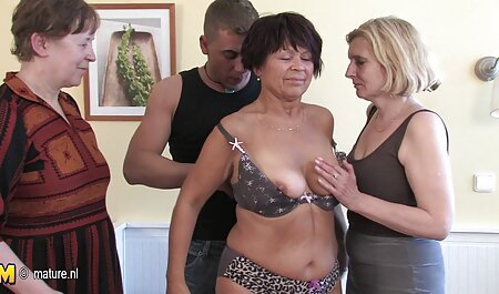Asian girl play with free mobile porn a silver-haired girl.