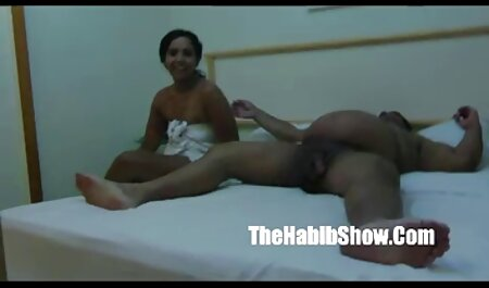 Mature bollywood porn fun with two young men.
