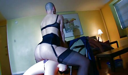 Prostitute with a strapon fucks a guy hq porn in the ass