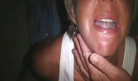 A mature man with a mustache mommy porn fucked a young student in an L. tight in the warehouse
